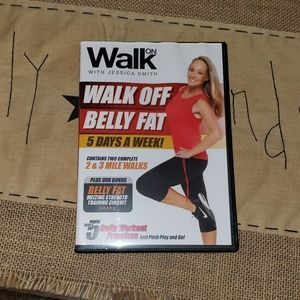 WALK with Jessica Smith Walk off Belly Fat